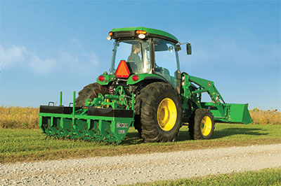 10 Useful Tractor Implements