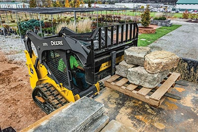 Choosing a Track Loader by Undercarriage