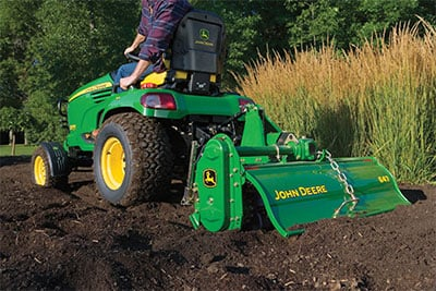 Convenient Gardening Attachments for Your Tractor