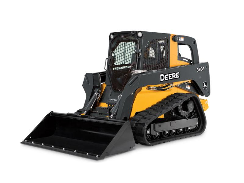 Skid Steer Maintenance and Service