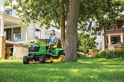 Upgrading Your Lawn Mower