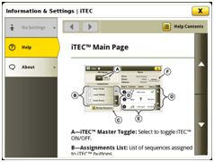 Context-based help iTEC© main page