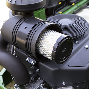 Air filter element (Z740R shown)
