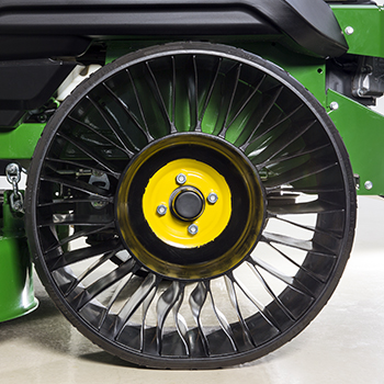 Michelin X Tweel Turf tire, side