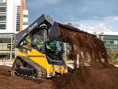 John Deere Track Loaders