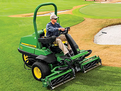 Golf and Sports Turf Mowers