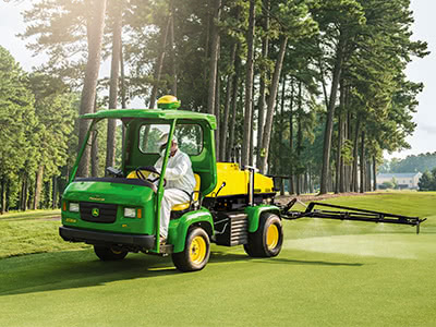 John Deere Turf Sprayers