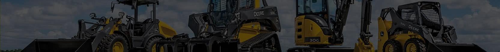 John Deere Track Loaders for Construction