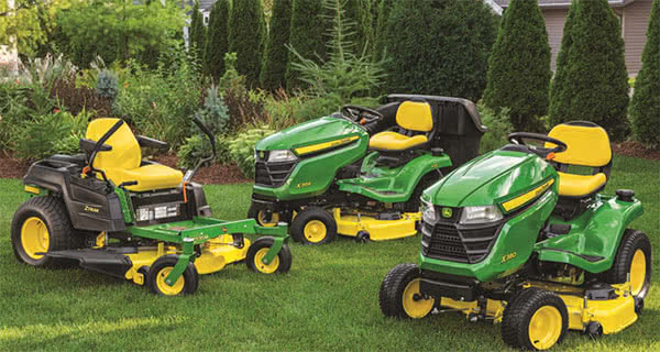 Our Lawn Equipment for sale includes John Deere, Stihl, Exmark, Honda and more.