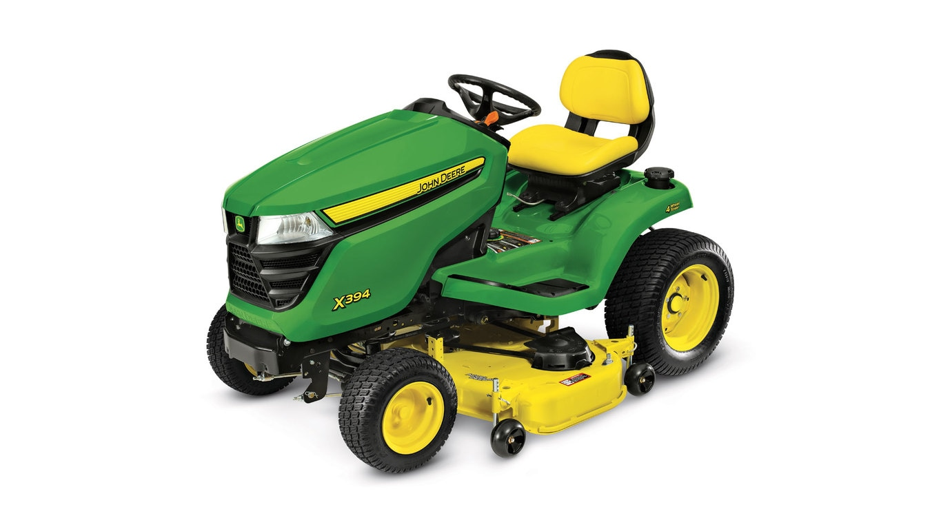 John Deere X394 Lawn Tractors | Everglades Equipment Group