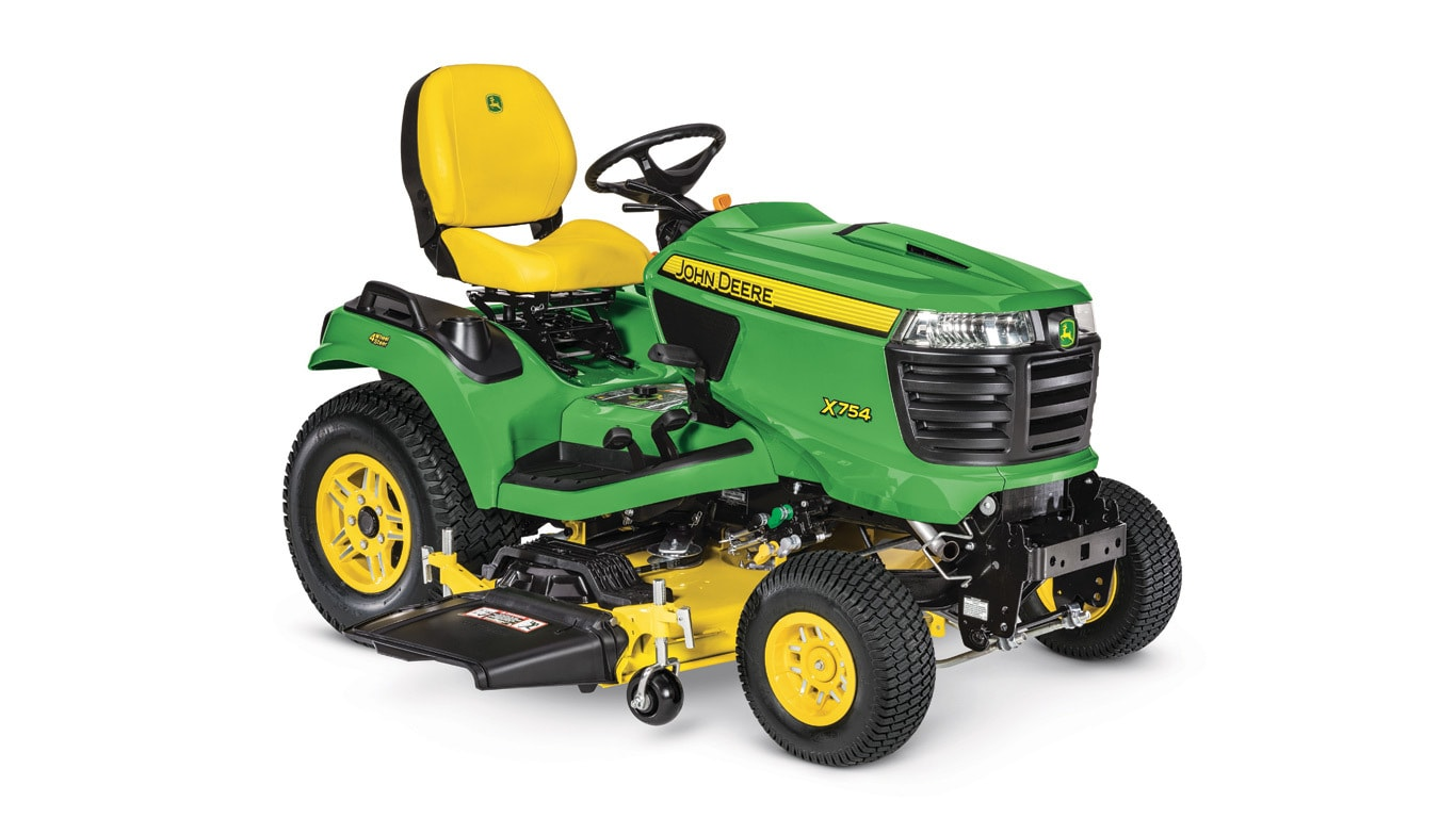 John Deere X754 Lawn Tractors | Everglades Equipment Group