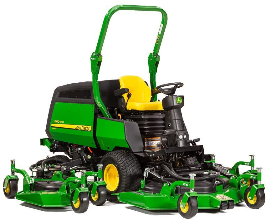 John Deere 1600 Turbo Series III Product Photo
