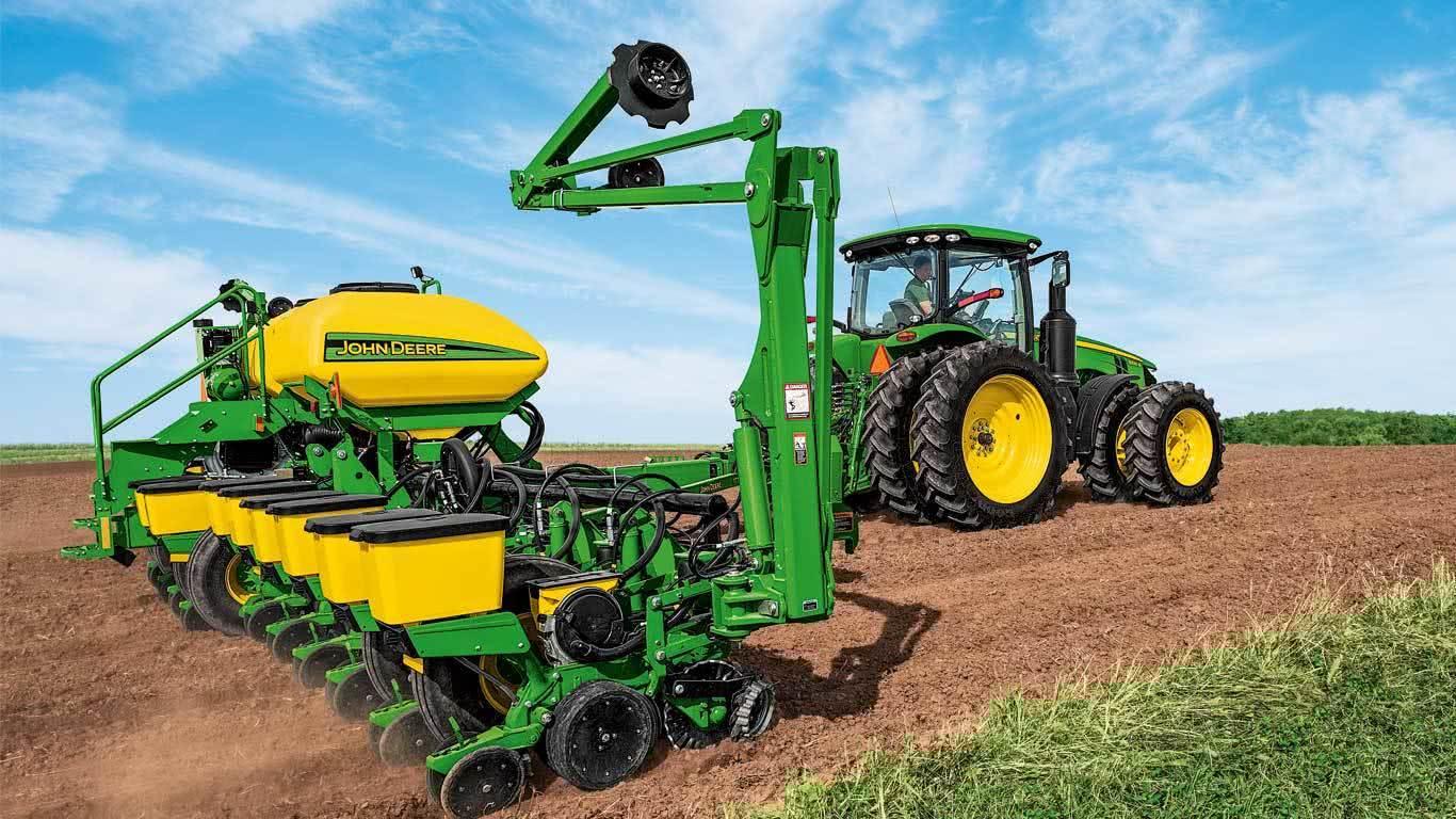 John Deere 1775nt 16row30 Implements Everglades Equipment Group