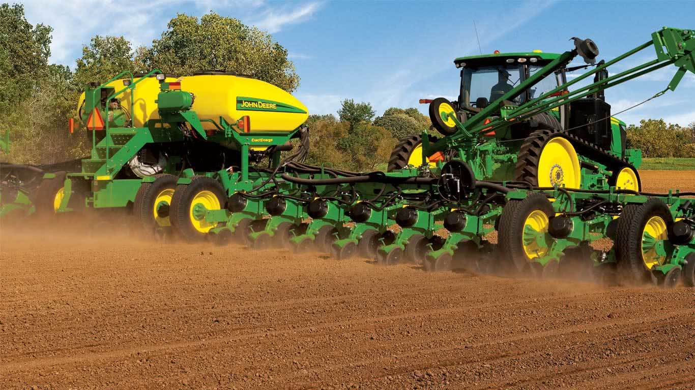 John Deere 1775nt 24row30 Implements Everglades Equipment Group