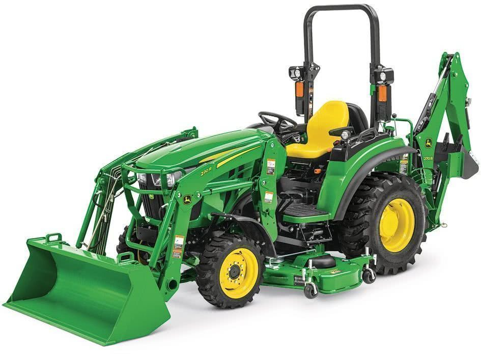 John Deere 2038R Product Photo