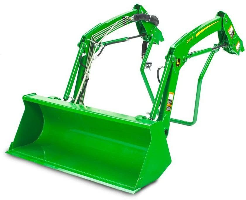 John Deere 220R Product Photo