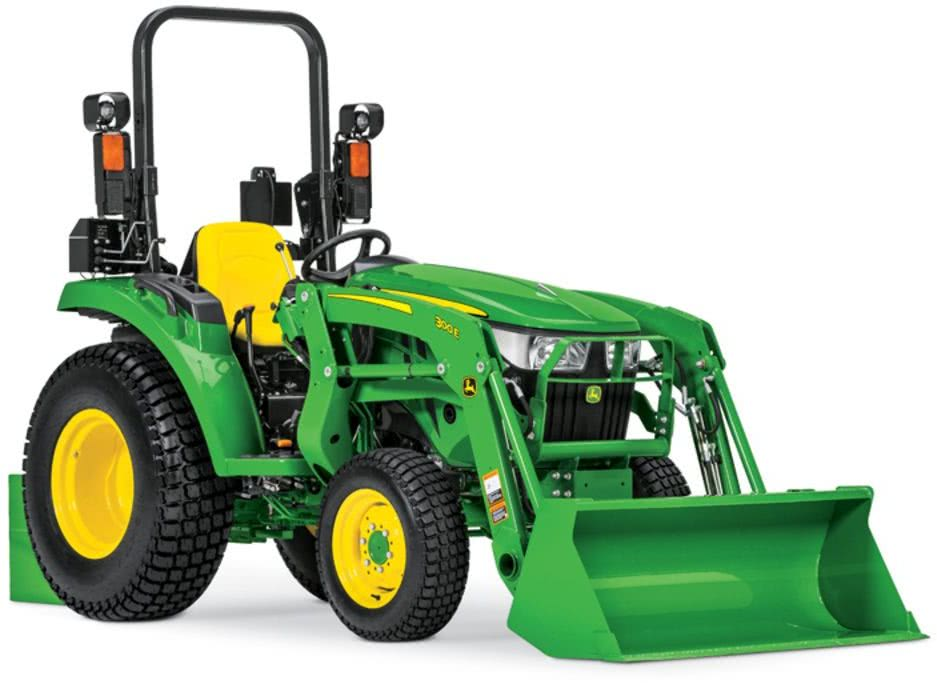 John Deere 3025D Product Photo