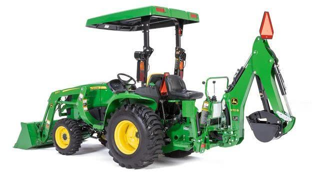 John Deere Implements for Grounds Care