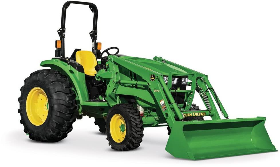 John Deere 4052M Product Photo
