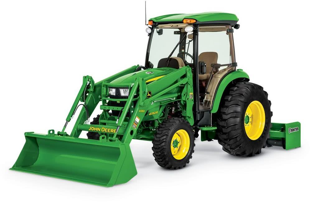 John Deere 4052R Product Photo