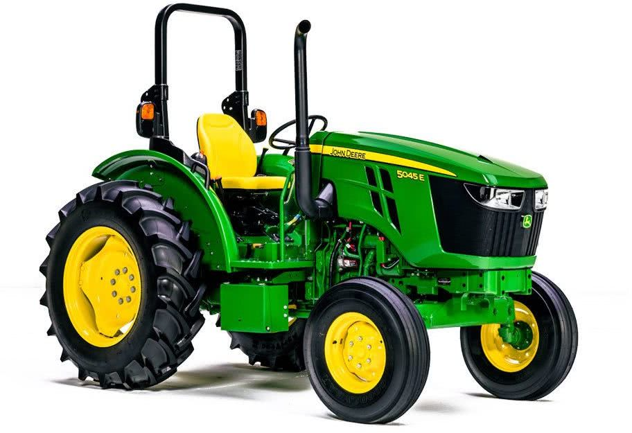 John Deere 5045E Product Photo