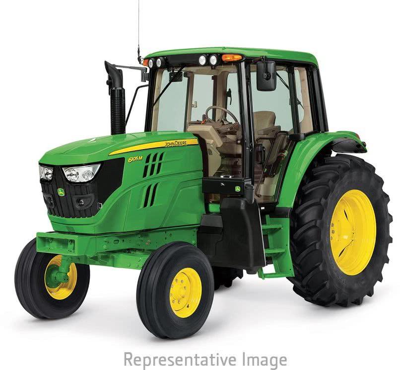 John Deere 6105M Tractors | Everglades Equipment Group