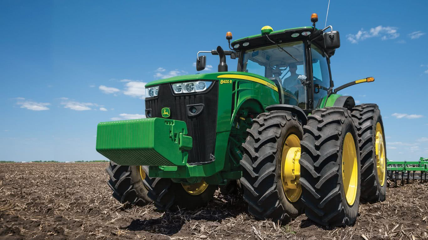OPERATORS MANUAL FOR JOHN DEERE 520 TRACTOR OWNERS GAS ALL-FUEL ...