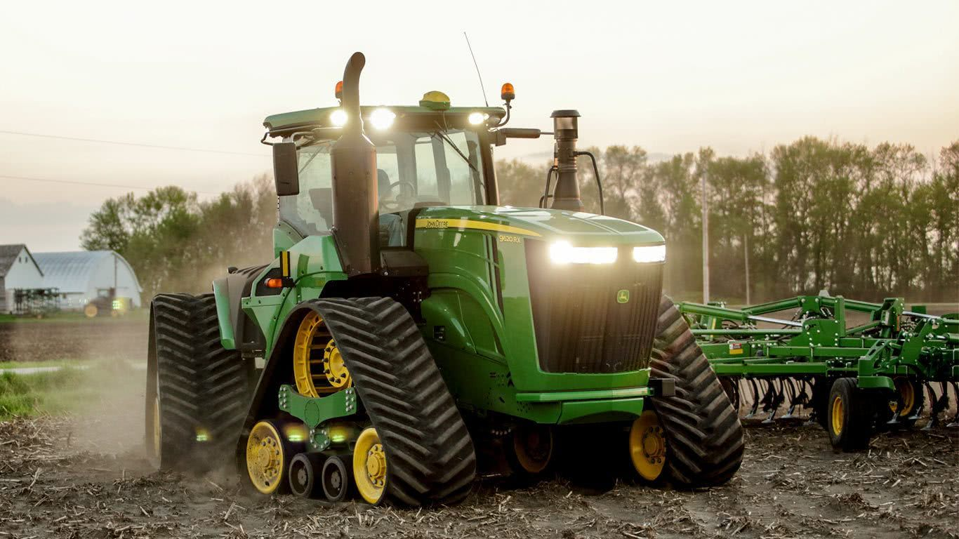 John Deere 9620RX Product Photo