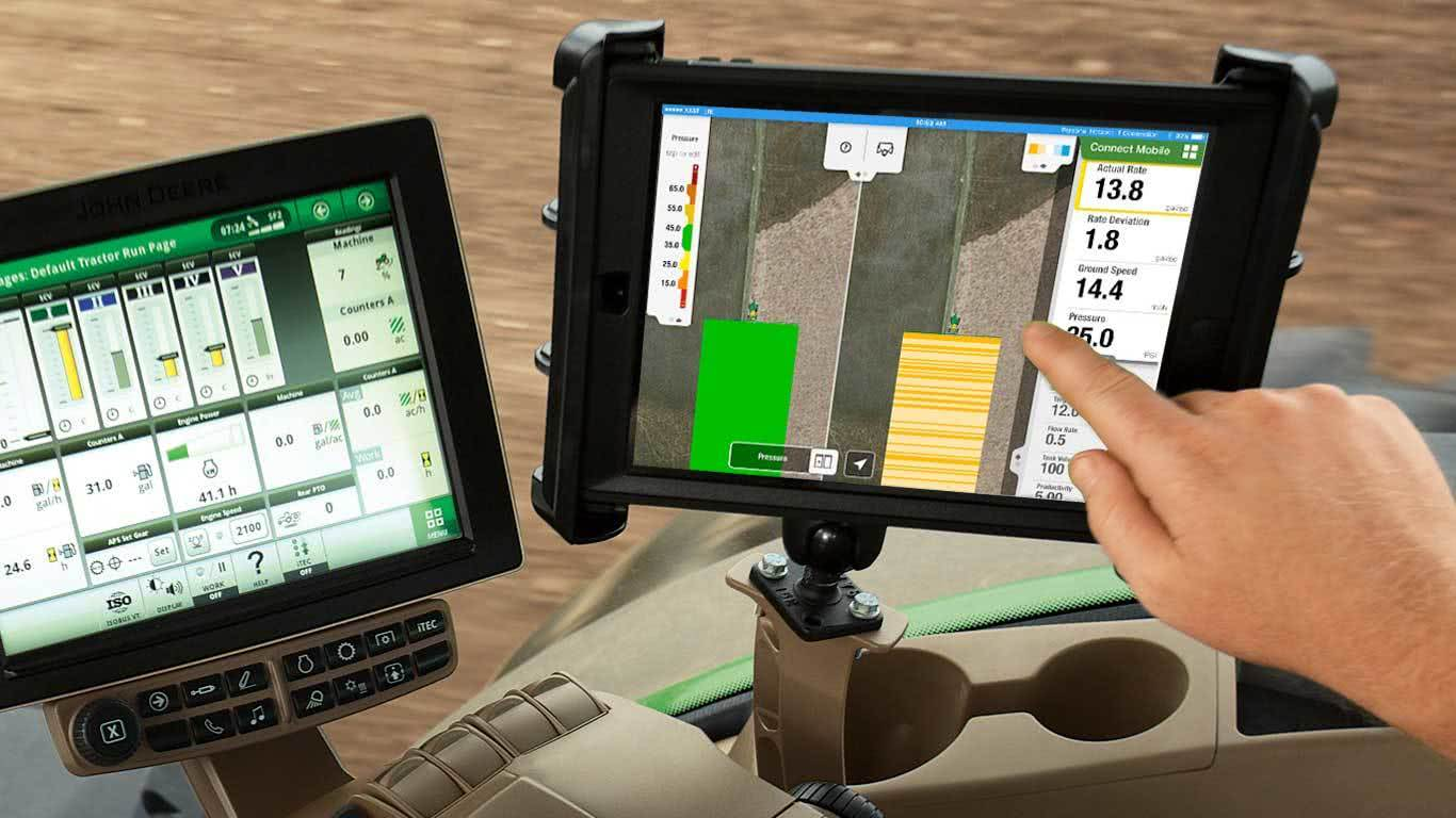 John Deere Connect Mobile Product Photo