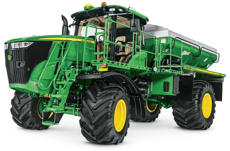 John Deere F4365 Product Photo