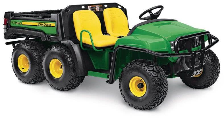 John Deere TH 6x4 Diesel Product Photo