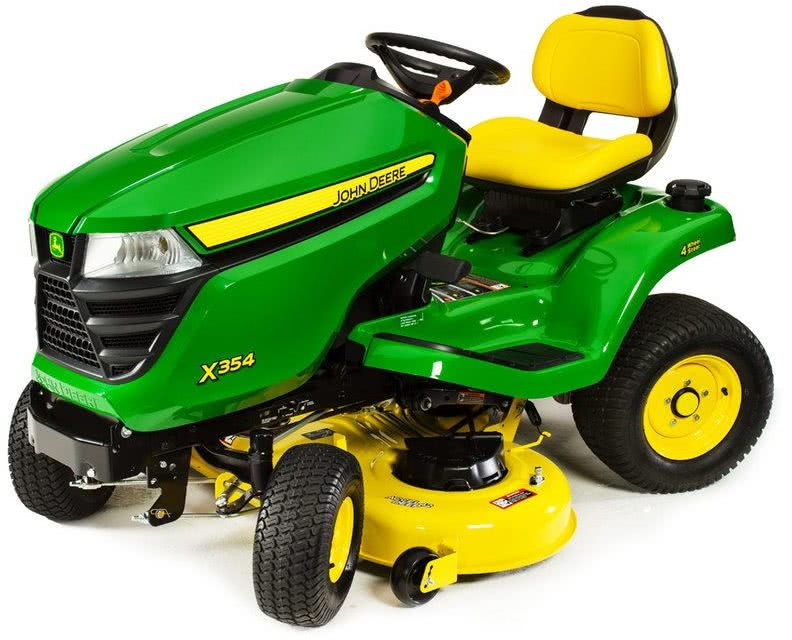 John Deere X354 Product Photo