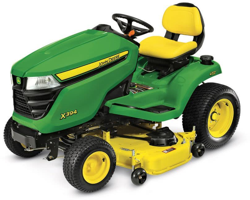 John Deere X394 Product Photo