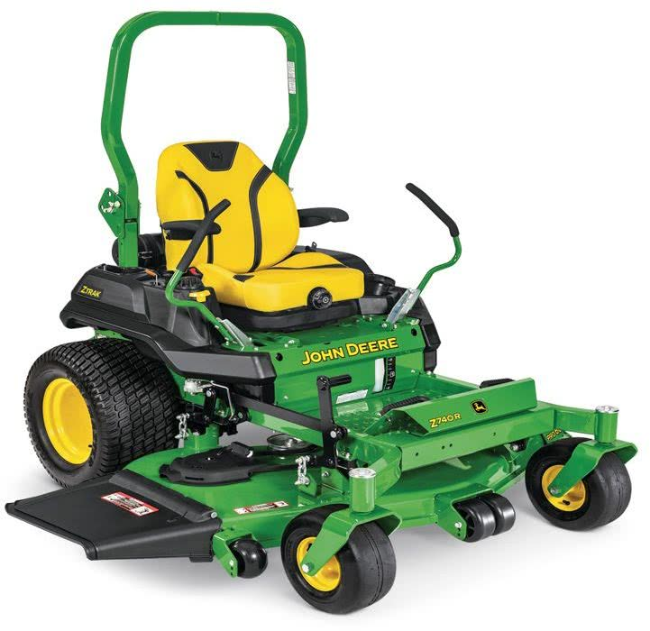 John Deere Z740R Product Photo