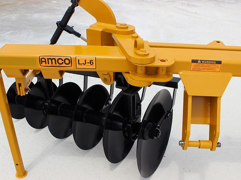Amco Manufacturing LJ6-824 Product Photo