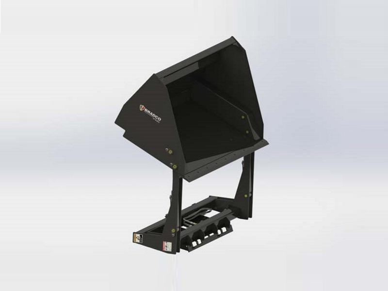 Paladin Attachments High-Dump Bucket Product Photo